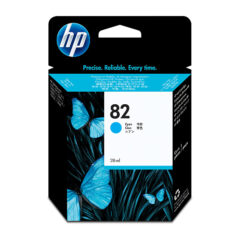HP 82 Cyan Colour Ink Cartridge
