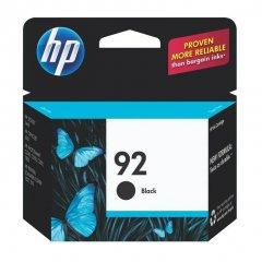 HP 92 Black Ink Cartridge