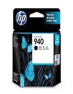 HP-940-Black-Genuine HP 940 C4902AA Black Ink Cartridge (Genuine)