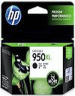 HP-950XL-CN045AA-Black-Genuine HP 950XL CN045AA Black Ink Cartridge (Genuine)