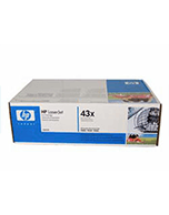 HP-C8543X-Genuine HP 43X C8543X High Yield Toner Cartridge (Genuine)