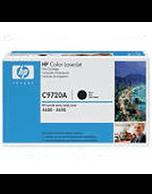 HP 641 C9720A Black Toner Cartridge (Genuine)