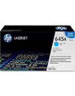 HP-C9731A-645-Cyan-Genuine HP 645 C9731A Cyan Toner Cartridge (Genuine)