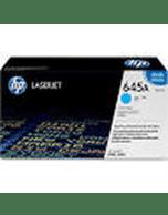 HP 645 C9731A Cyan Toner Cartridge (Genuine)