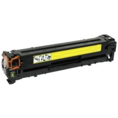 HP CB542A Yellow Toner Cartridge