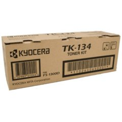 Kyocera TK-134 Black Toner Cartridge