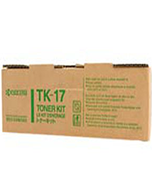 Kyocera TK-17 Black Toner Cartridge (Compatible)