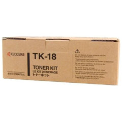 Kyocera TK-18 Black Toner Cartridge
