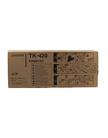 Kyocera TK-420 Black Toner Cartridge (Genuine)