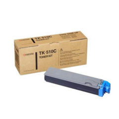 Kyocera TK-510C Cyan Toner Cartridge