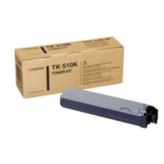 Kyocera TK-510K Black Toner Cartridge