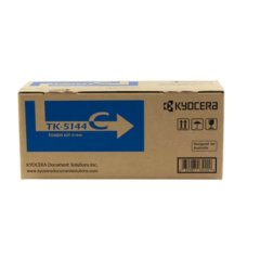 Kyocera TK-5144C Cyan Toner Cartridge