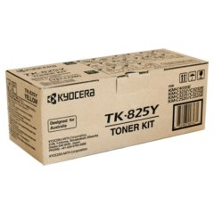 Kyocera TK-825K Black Toner Cartridge