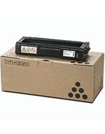 Lanier-SPC242SF-Black-Genuine Ricoh Lanier SPC242SF Black 406483 Toner Cartridge (Genuine)