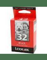 Lexmark 18C0032AAN #32 Black (Genuine)