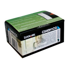 Lexmark C540H1CG Cyan Toner Cartridge
