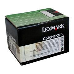 Lexmark C540H1KG Black Toner Cartridge