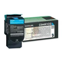 Lexmark C544X1CG Cyan Toner Cartridge