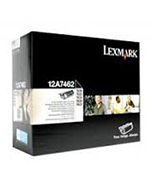 Lexmark 12A7460 Black Toner Cartridge (Compatible)