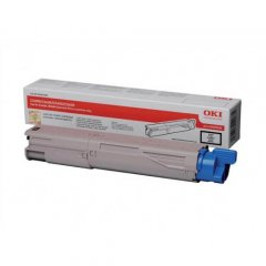 Oki C3300 43459312 Black Genuine Toner Cartridge