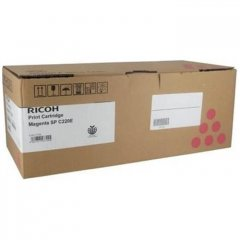 Ricoh Lanier 406061 Magenta Genuine Toner Cartridge