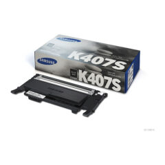 Samsung CLTK407S Black Toner Cartridge