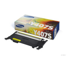 Samsung CLTY407S Yellow Toner Cartridge