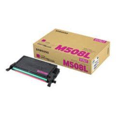 Samsung CLT-508L Magenta Toner Cartridge