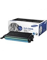 Samsung-Cyan-Genuine Samsung CLP 610/660 Cyan Toner Cartridge (Genuine)