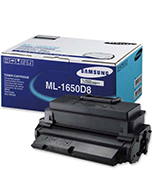 Samsung-ML-1650D8-Genuine Samsung ML-1650D8 Black Toner Cartridge (Genuine)