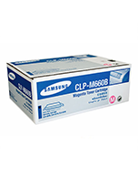 Samsung-Magenta-Genuine Samsung CLP 610/660 Magenta Toner Cartridge (Genuine)