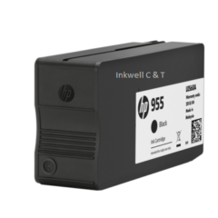 HP 955 L0S60AA Black Ink Cartridge (Genuine)