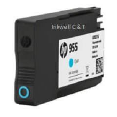 HP 955 L0S51AA Cyan Ink Cartridge (Genuine)