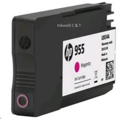 HP 955 L0S54AA Magenta Ink Cartridge (Genuine)