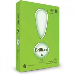 Paper Brilliant A4 White 80gsm Copy Paper