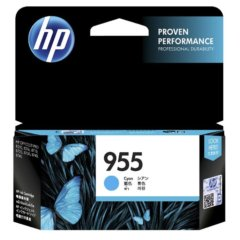 HP 955 Cyan Ink Cartridge