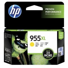 HP 955XL (L0S69AA) Yellow Ink Cartridge