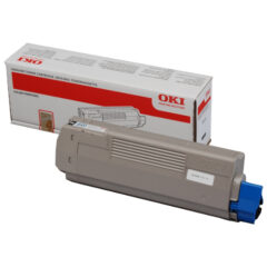 Oki MB451 Black Toner Cartridge