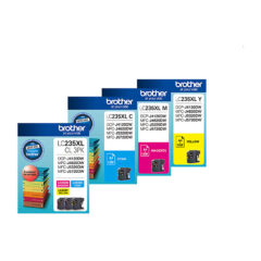 Brother LC-235XL CMY Ink Cartridges