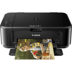 Canon MG3660 Colour Inkjet Multifunction Printer