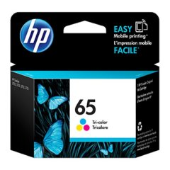 HP 65 Colour Ink Cartridge