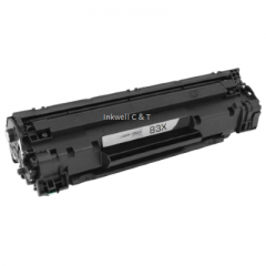 HP 83X CF283X Black Toner Cartridge (Compatible)
