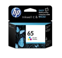 HP 65 Colour N9K01AA Ink Cartridge (Genuine)