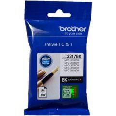 Brother LC-3317 Black Ink Cartridge (Genuine)