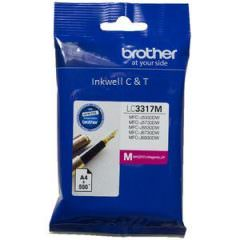 Brother LC-3317 Magenta Ink Cartridge (Genuine)
