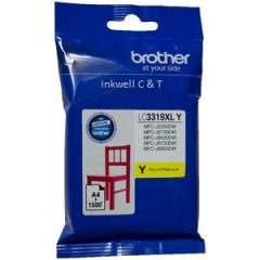 Brother LC-3319XL Yellow Ink Cartridge (Genuine)