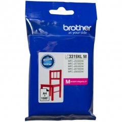 Brother LC-3319XL Magenta Genuine Ink Cartridge