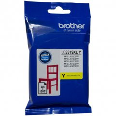 Brother LC-3319XL Yellow Genuine Ink Cartridge