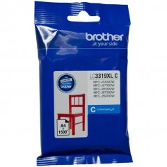 Brother LC-3319XL Cyan Genuine Ink Cartridge
