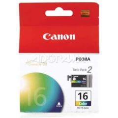 Canon BCI-16 Colour Ink Cartridges